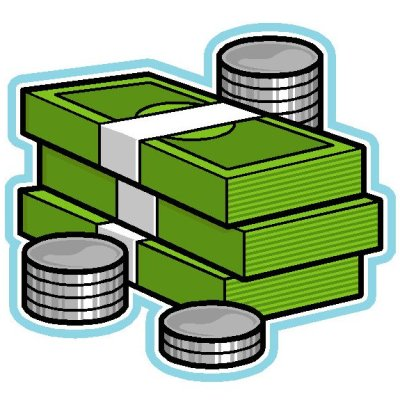 Money & Coins Clipart
