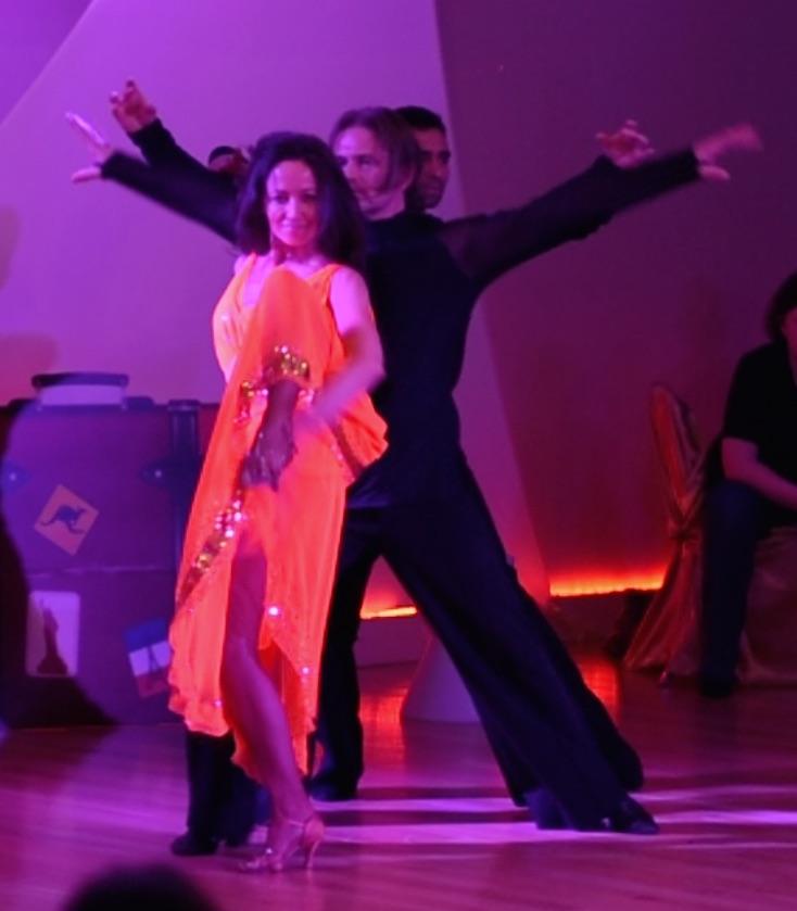 Social Dance Party: Sat August 17th