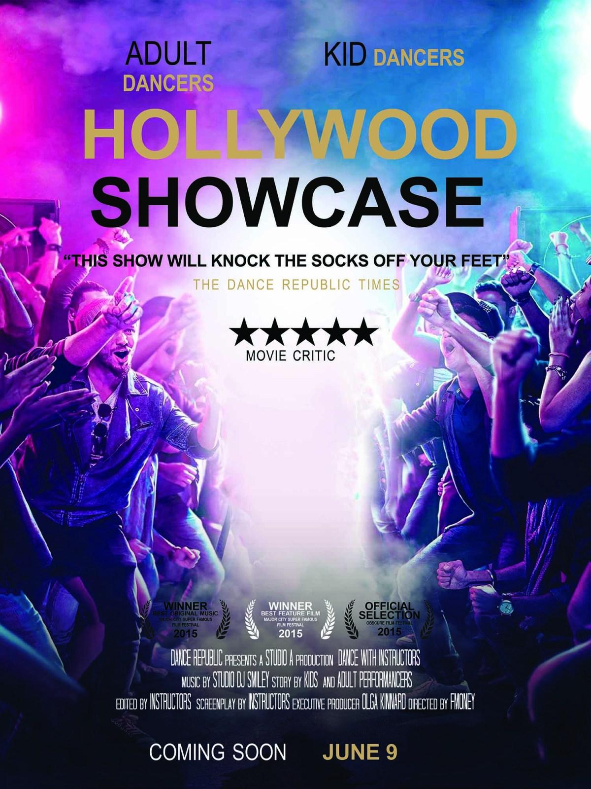 Studio Hollywood Showcase: Sat June 9