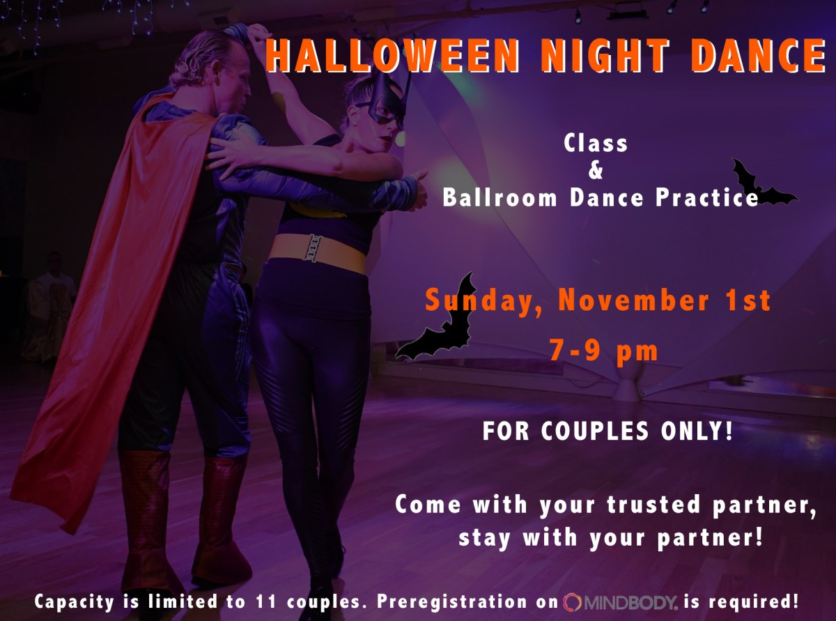 Halloween Dance for Couples