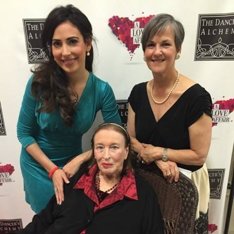 Joan, Penni, Carissa - Love Affair 2016