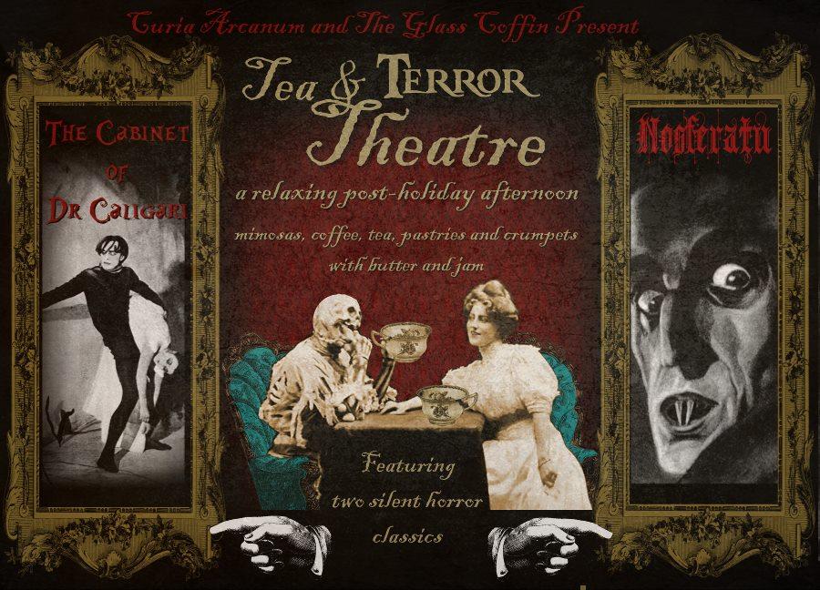 Tea & Terror Theater