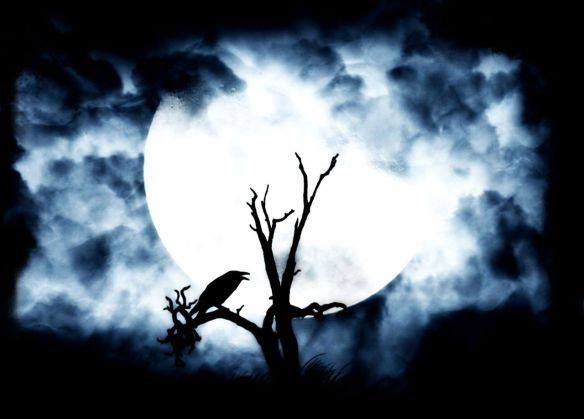 Full Crow Moon Witches' Market