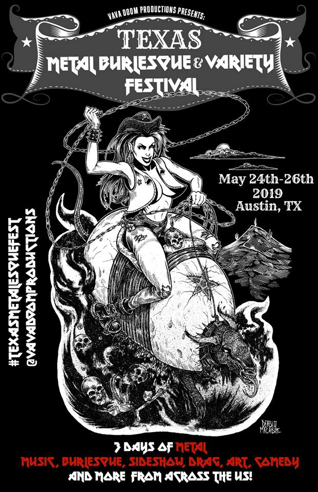 The Texas Metal Burlesque & Variety Festival
