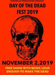 DAY OF THE DEAD FEST 2019