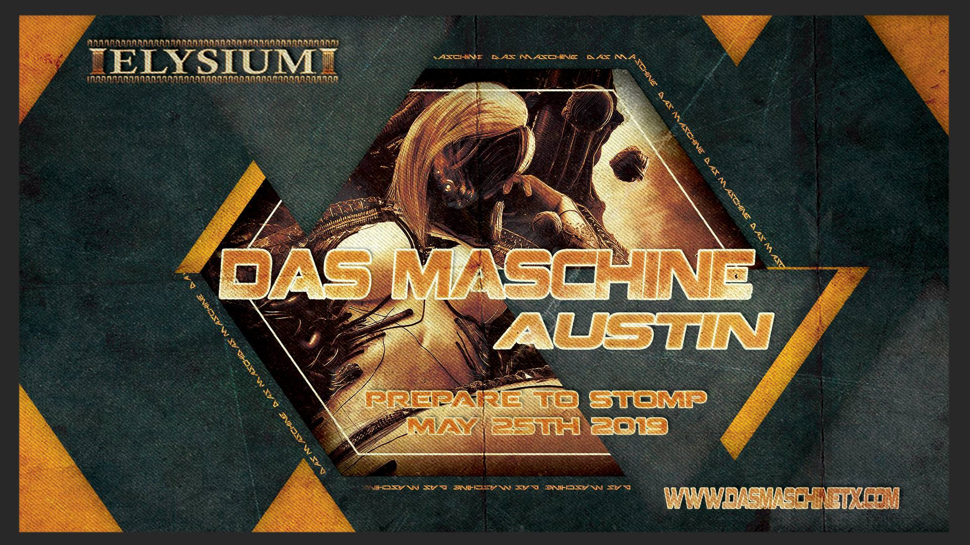Das Maschine Austin | May Edition