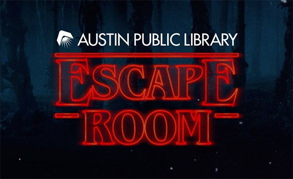 Library Escape Room: Return of the Demagorgon