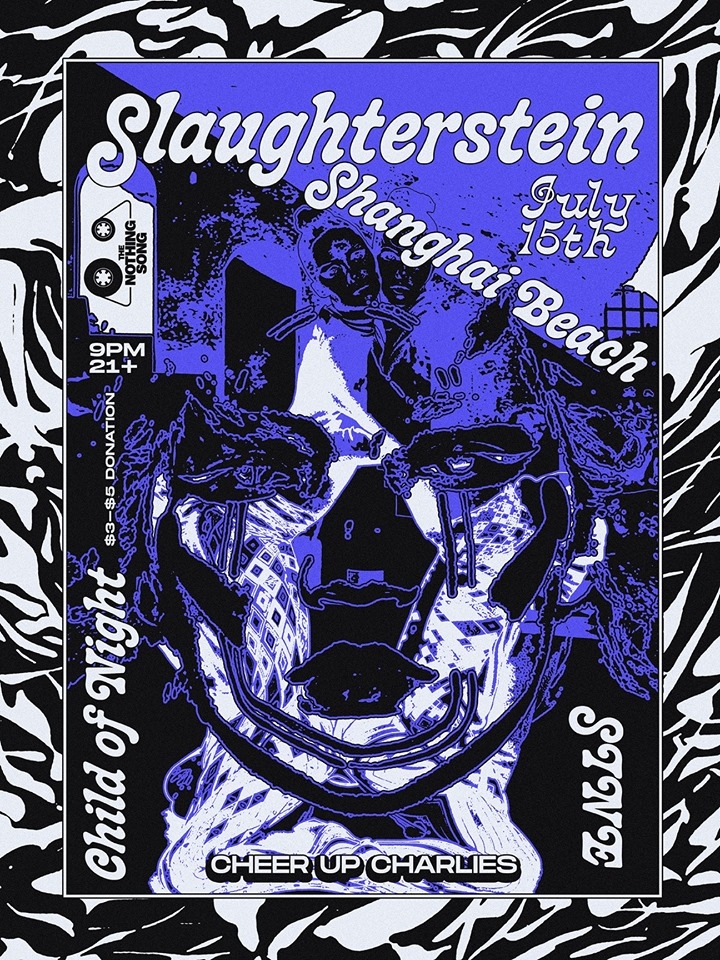 Slaughterstein / Shanghai Beach / Child of Night / SINE