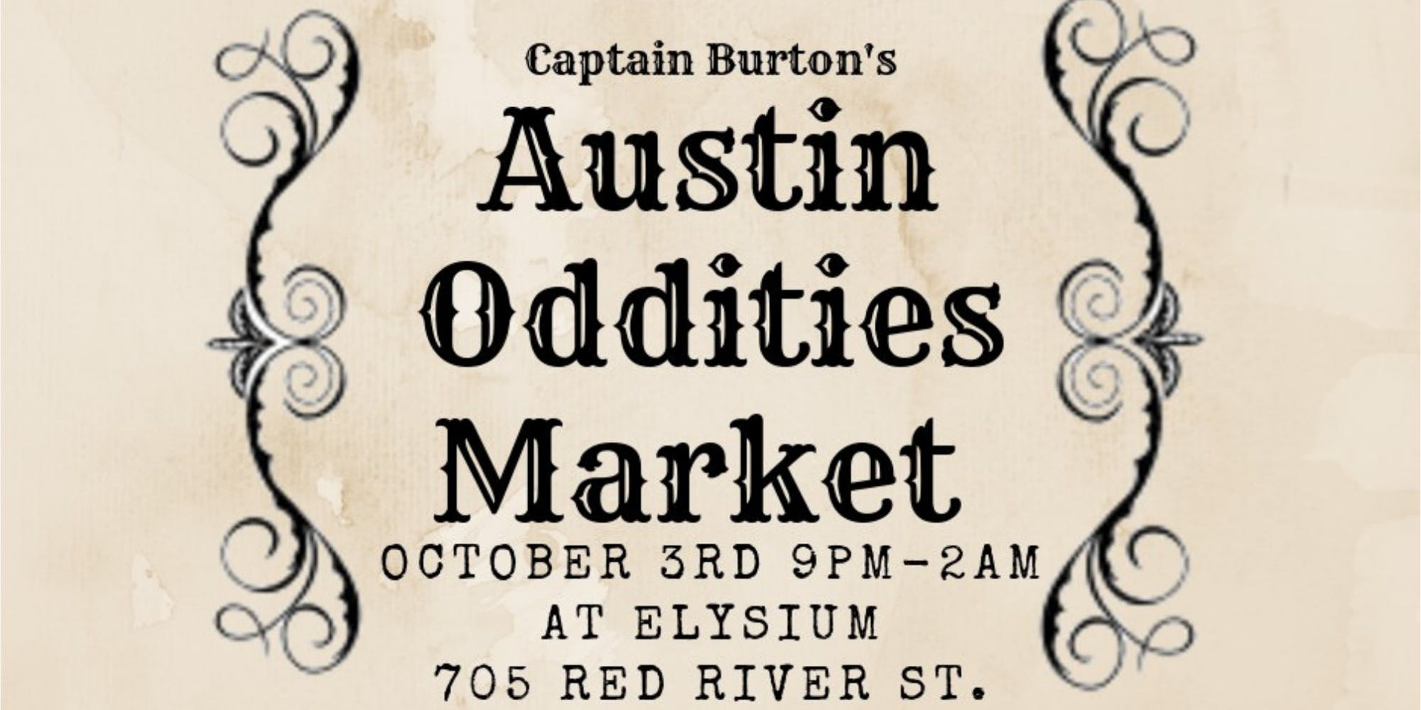 Austin Oddities Market