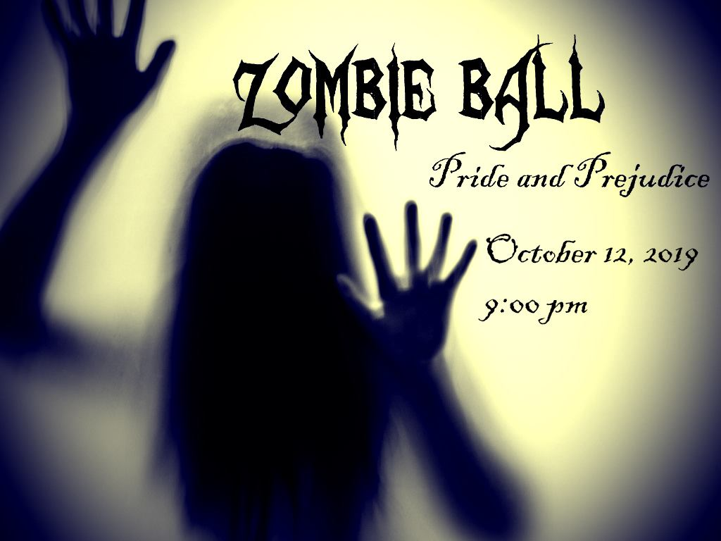 Zombie Ball 2019: Pride and Prejudice