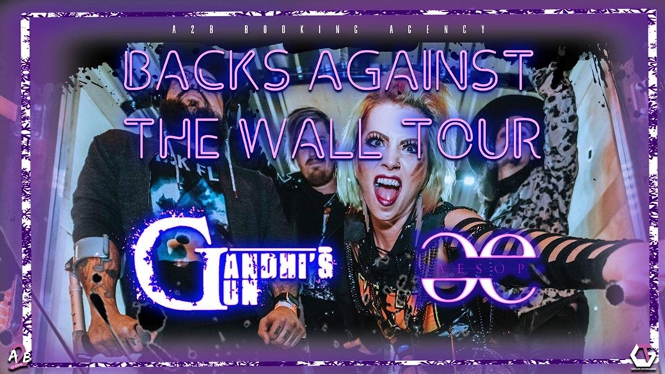 Backs Against The Wall Tour