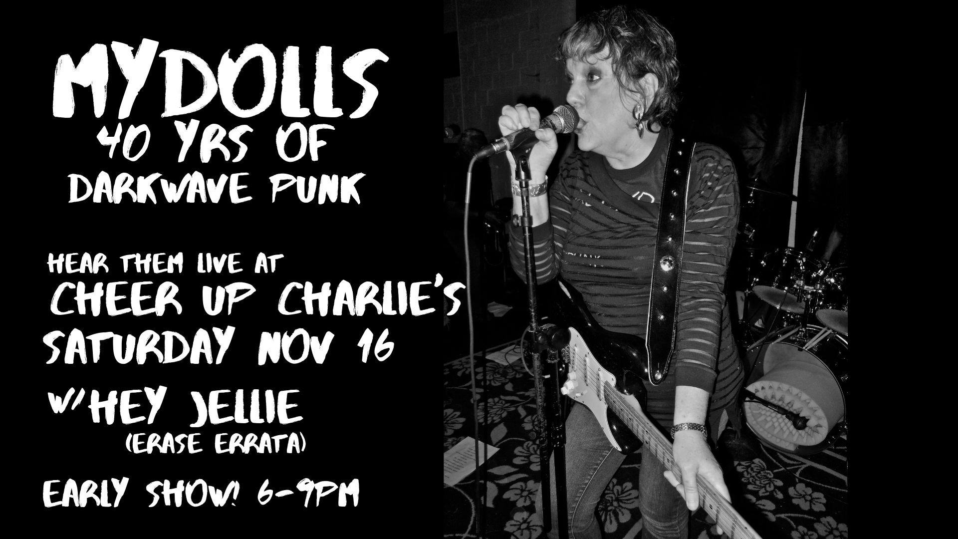 Mydolls 40 Years Strong w/ Hey Jellie, The Sophies
