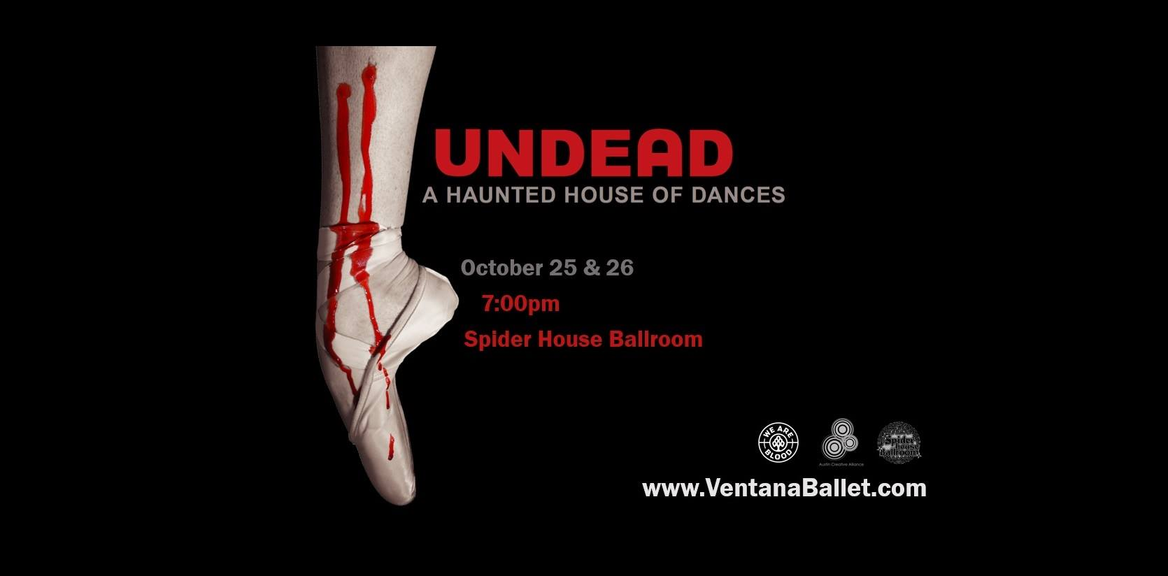 UnDEAD Haunted House of Dances