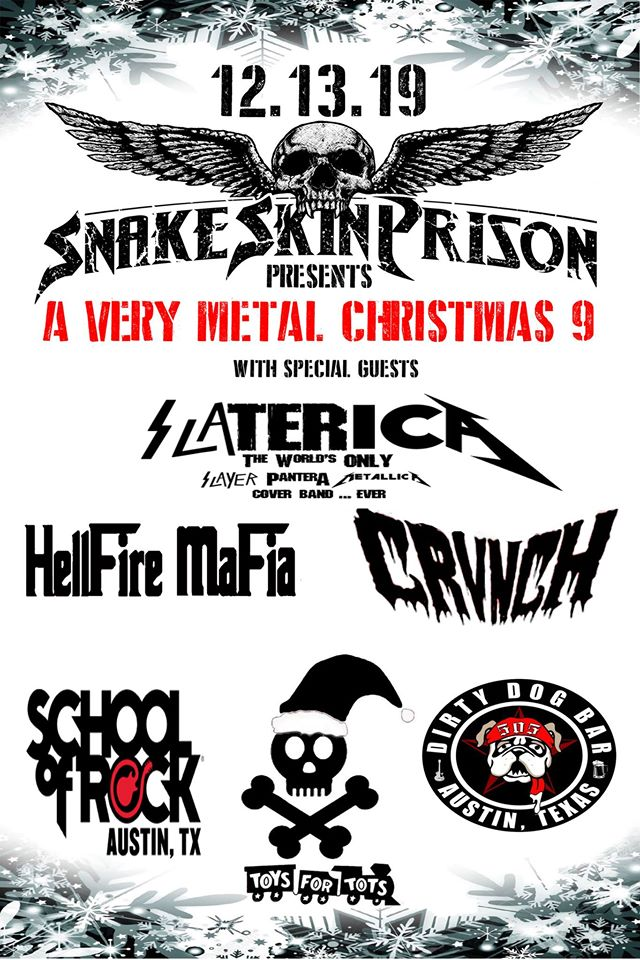 A Very Metal Christmas 9