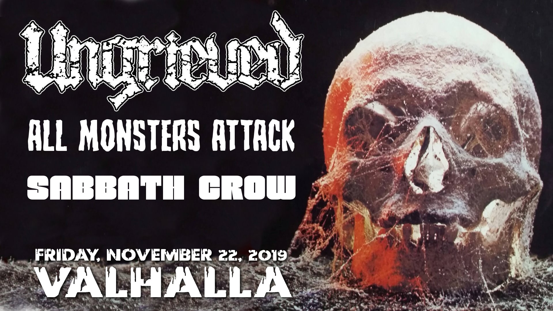 Ungrieved, All Monsters Attack, Sabbath Crow