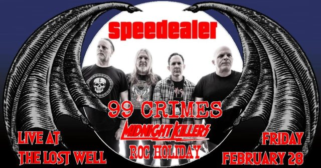 Speedealer, 99 Crimes, Midnight Killers + more