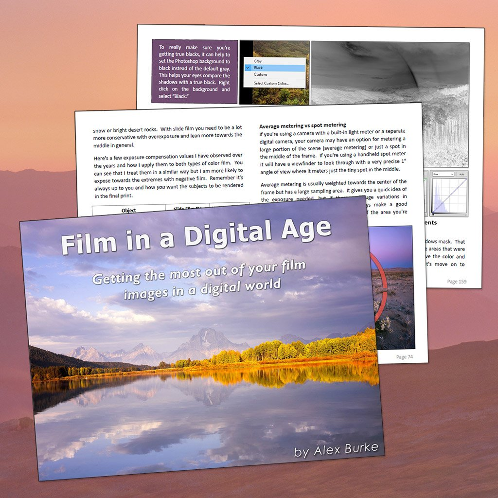 Alex Burke's Film In a Digital Age Ebook