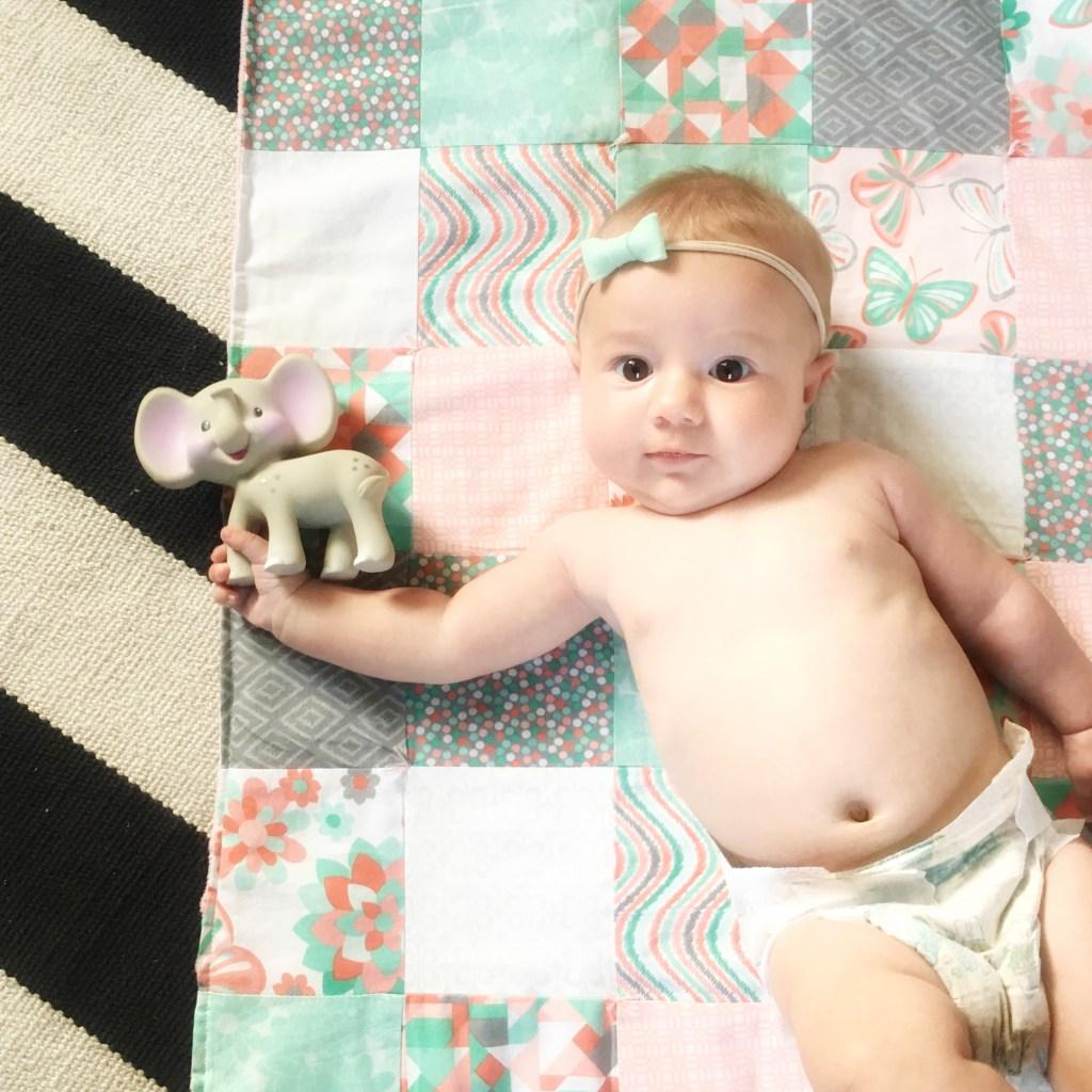 Ella 3.5 months