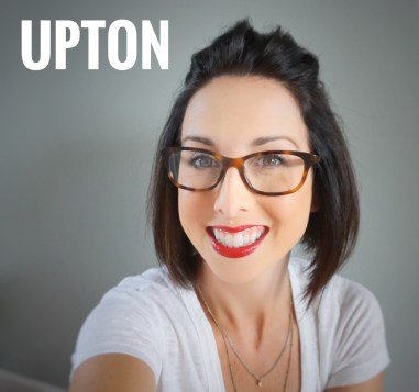 """Warby Parker home try on """"Upton"""""""