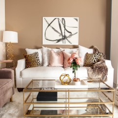 Leopard Decor For Living Room Contemporary Rooms Pictures Le With Laurel Wolf The Darling Detail Sep 21