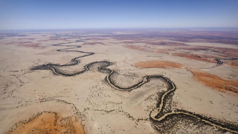 Paroo - The Darling River Run