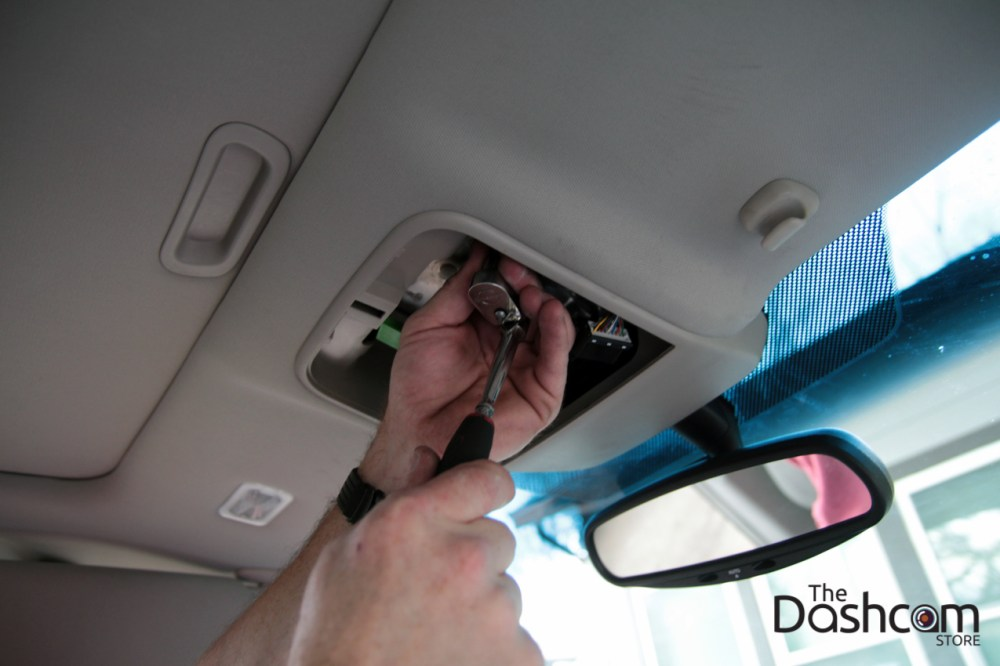 medium resolution of  blackvue dr550gw 2ch dashcam installation 2008 acura tl