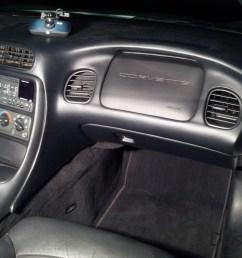 dvr m880gs dash cam and installation kit hardwired in 1999 chevy c5 rh thedashcamstore com 1998 c5 corvette interior fuse  [ 1275 x 956 Pixel ]