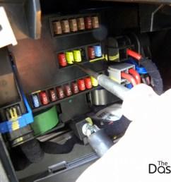 blackvue dr650gw 2ch dash cam installation 2015 dodge ram promaster 2500 [ 1275 x 956 Pixel ]
