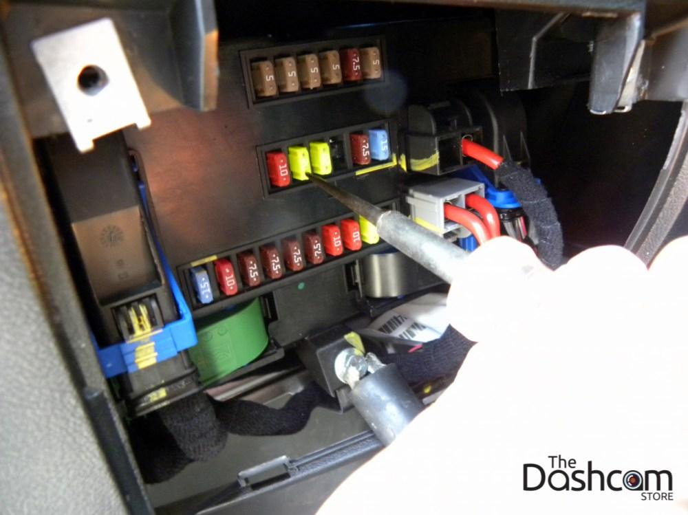 medium resolution of blackvue dr650gw 2ch dash cam installation 2015 dodge ram promaster 2500
