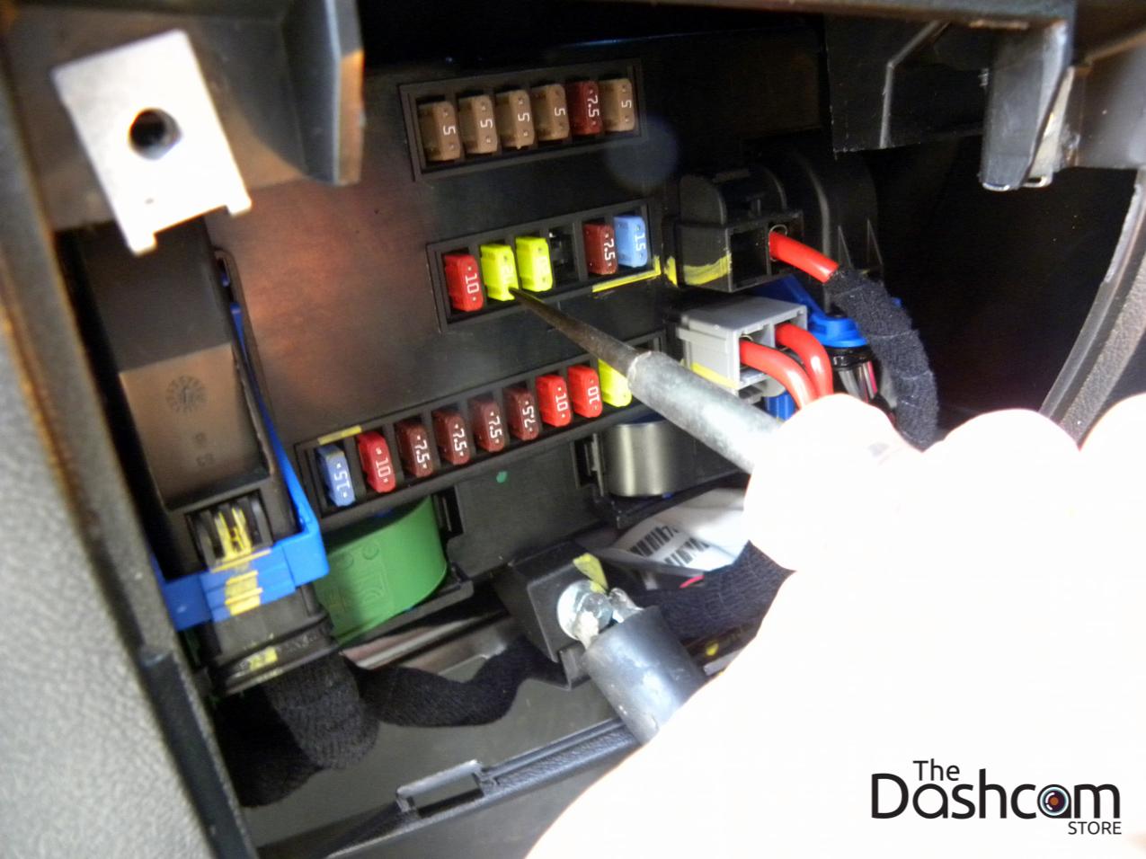 hight resolution of blackvue dr650gw 2ch dash cam installation 2015 dodge ram promaster 2500