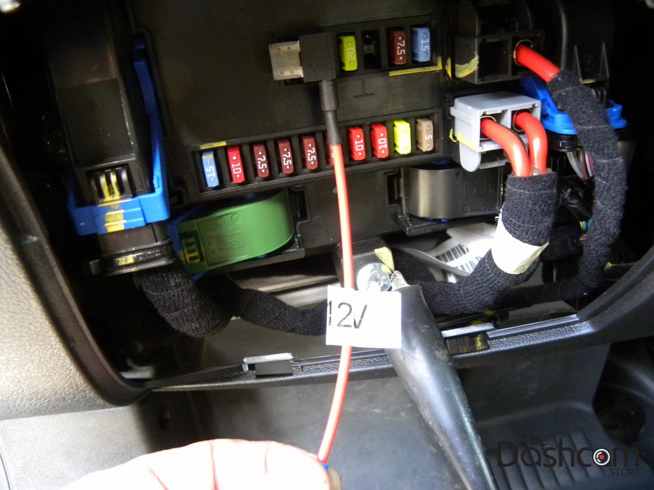Fuse Box Diagram 2015 Dodge Ram Promaster Blackvue Dr650gw 2ch Dashcam