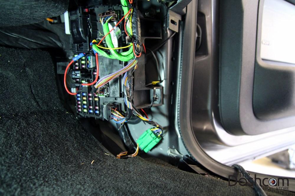 medium resolution of blackvue dr650gw 2ch dashcam installation 2013 ford f150