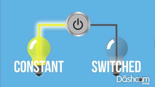 small resolution of a constant fuse is always live and constantly receives power where a switched fuse is