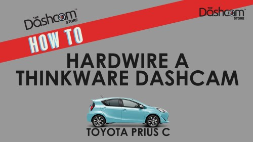 small resolution of how to install thinkware dashcam with hardwire kit