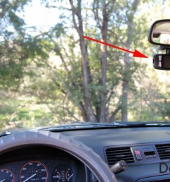 dashcam installation how to [ 1275 x 850 Pixel ]