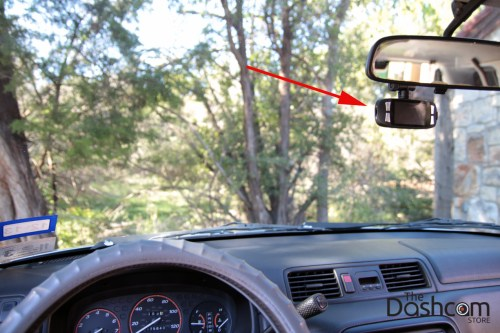 small resolution of dashcam installation how to