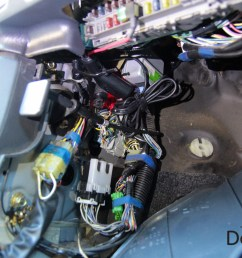 dashcam installation how to secure wires dashcam installation how to secure wires [ 1275 x 850 Pixel ]