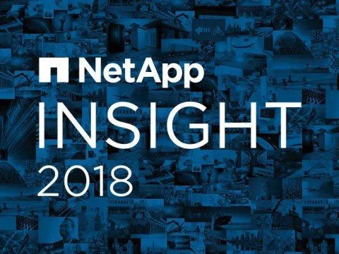 NetApp Insight 2018 Logo