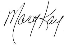 Mary Kay Eyerman Email:editor@thedatebook.co.uk