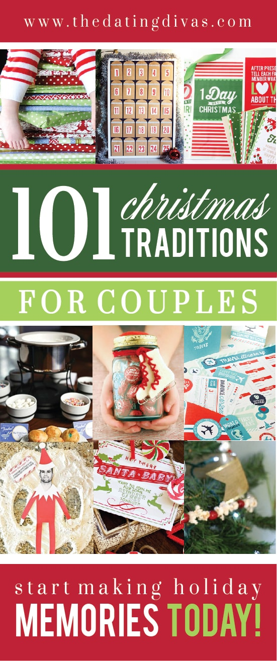 101 christmas traditions for