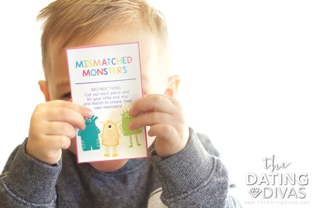 Toddler Matching Game