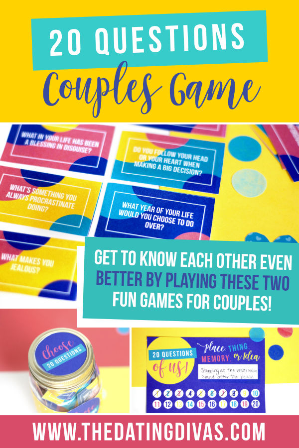 20 questions for couples