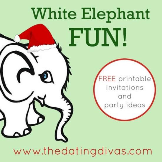 White Elephant Party