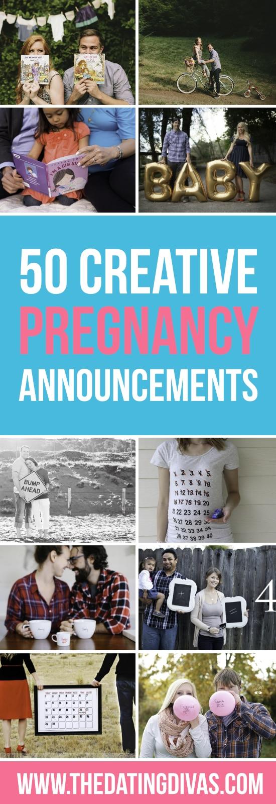 pregnancy announcement ideas the