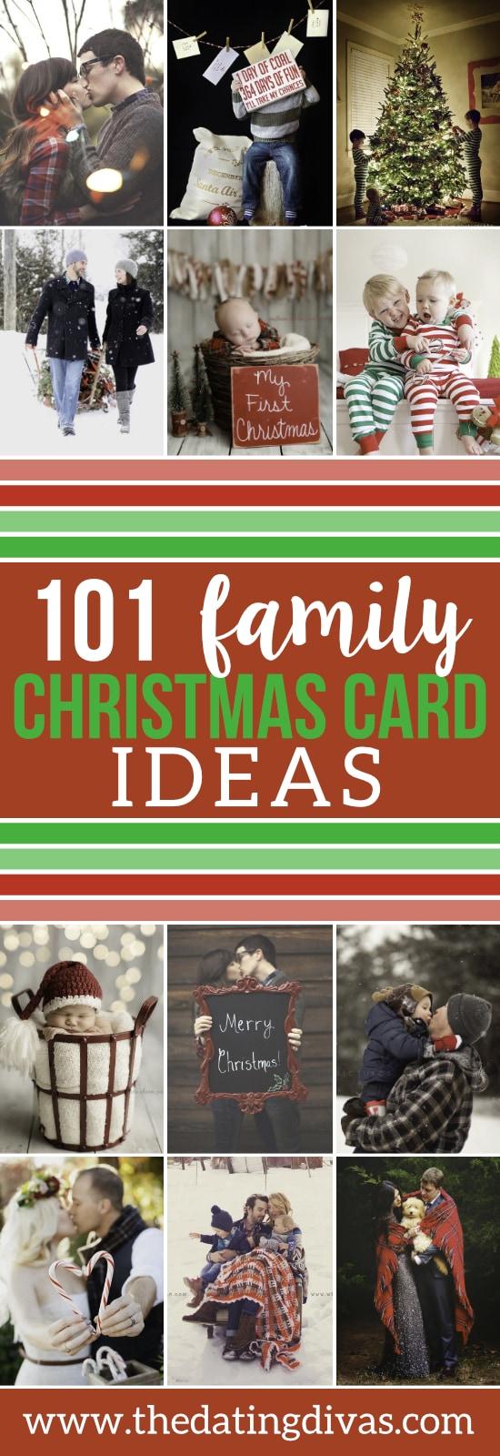 101 creative christmas card