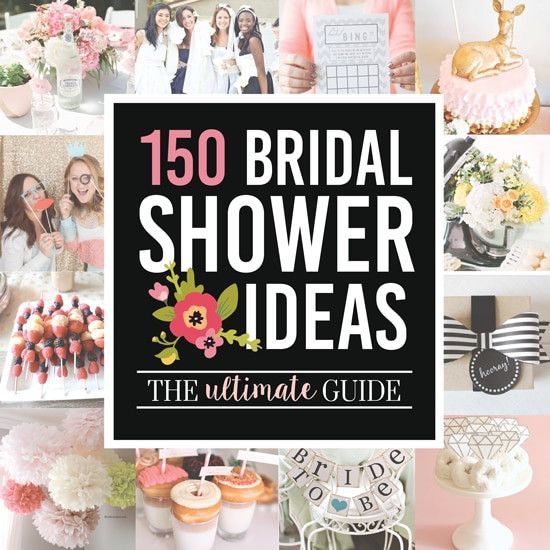 150 Bridal Shower Ideas