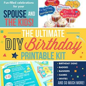 family birthday ideas
