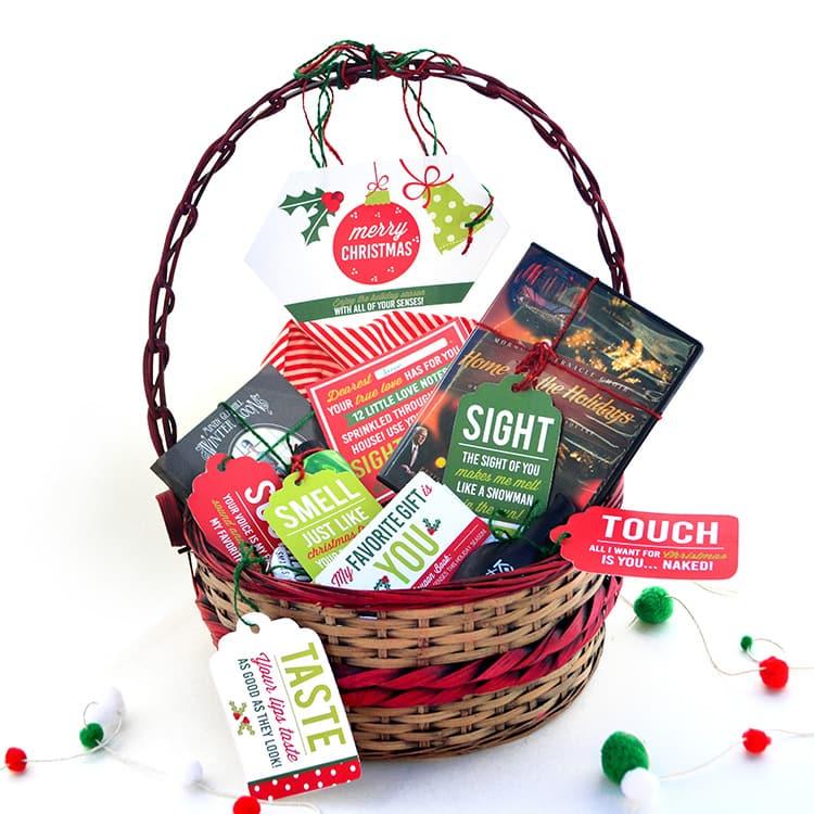 5 Senses Gift Christmas Edition