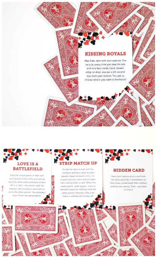 Sexy Cards Games