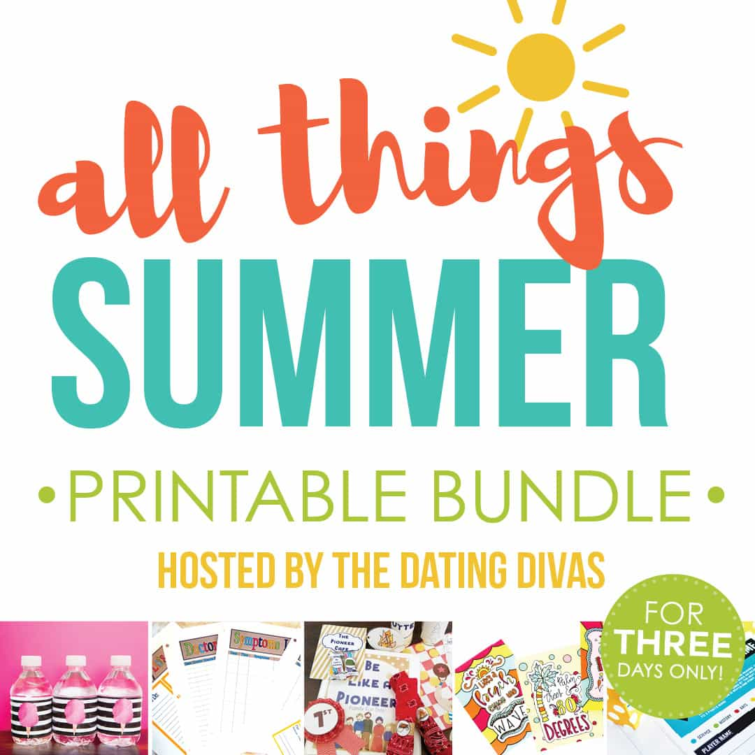 All Things Summer Bundle